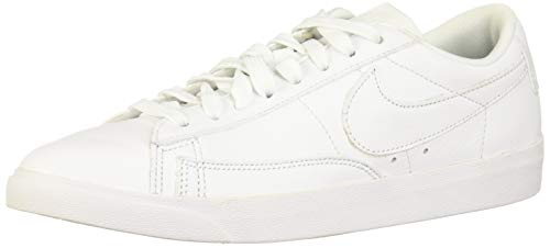 Nike Damen Blazer W Bas Le Fitnessschuhe, Bianco Wei? (blanc / Blanc-blanc 104)