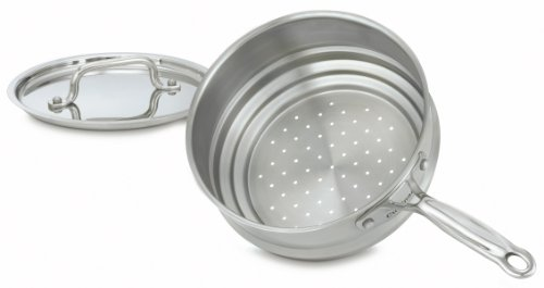 Cuisinart MCP116 20 MultiClad Stainless Universal