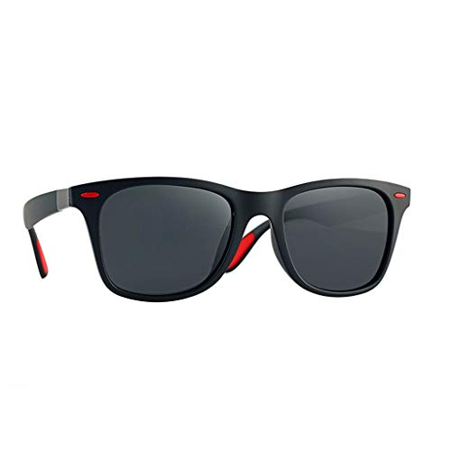 Snowlily Sunglasses, Men's Polarized Sunglasses Classic Box Sunglasses Men's Sunglasses ()