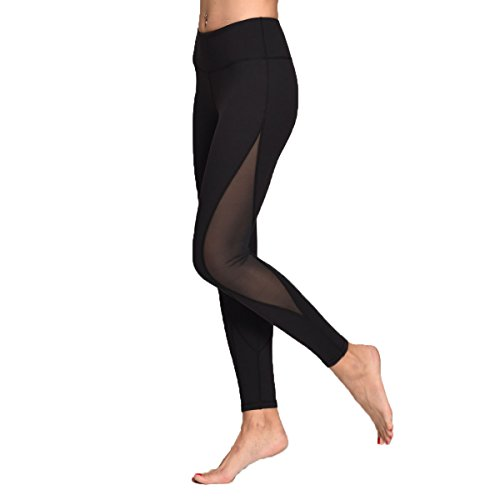 Chikool Leggings Running Workout Tights