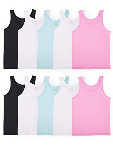 Fruit of the Loom Girls' Undershirts (Camis & Tanks)