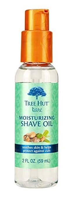 Tree Hut bare Moisturizing Shave Oil, 2oz, Essentials for Soft, Smooth, Bare Skin