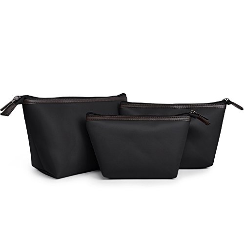 Black Makeup Bag - 1