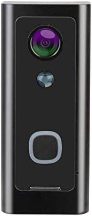 perfk ワイヤレスWiFiドアベル携帯電話DoorRingインターホン防犯カメラベルリング