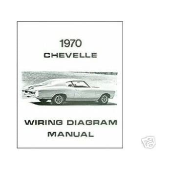 1970 chevrolet chevelle wiring diagrams schematics