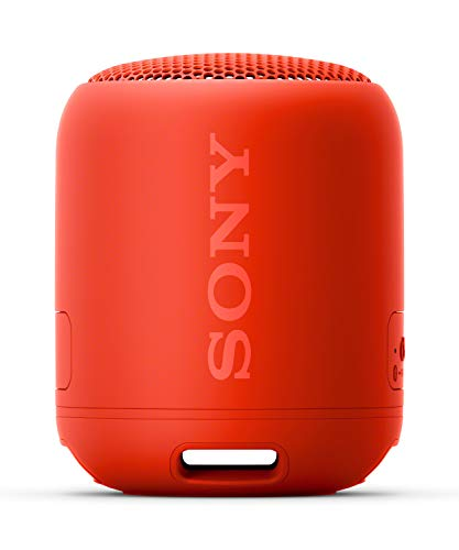 Sony SRS-XB12 Extra Bass Portable Bluetooth Speaker, Red (SRSXB12/R) (Music Box For Iphone)