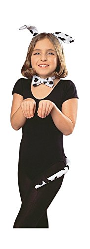 [Rubie's Costume Child's Dalmatian Costume Accessory Kit] (Black And White Puppy Toddler Child Costumes)