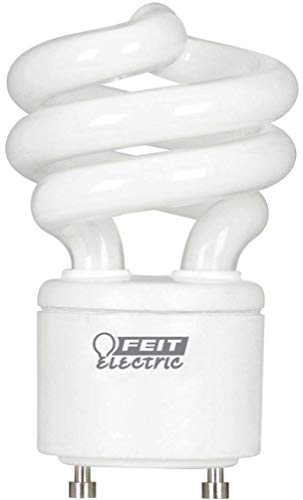 Feit Electric BPESL13T/GU24 900 Lumen Soft White Mini Twist GU24 CFL, Uses Up To 78% Less Energy, Compact Fluorescent, Average Life Up To 10000 Hours