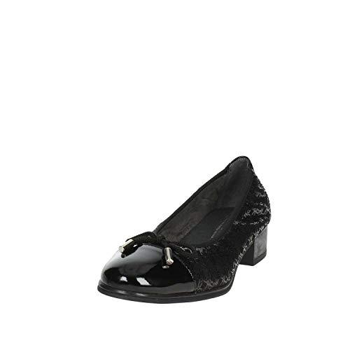 Mujer Pitillos 5381 Negro Bailarinas 36 RqUwwOxYX