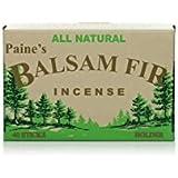 40 Balsam Sticks and Holder - Paine's Fir Balsam Incense
