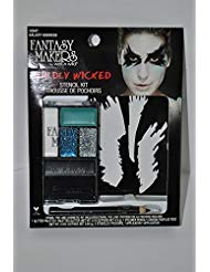 Wet n Wild Fantasy Makers Wildly Wicked Stencil Kit - 12847 Galaxy Goddess -