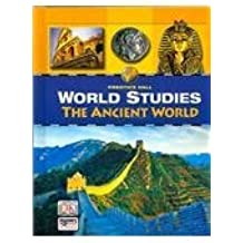 Amazon dorling kindersley books the ancient world prentice hall world studies fandeluxe Choice Image