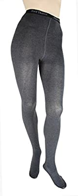 Foot Traffic - Signature Combed Cotton Tights