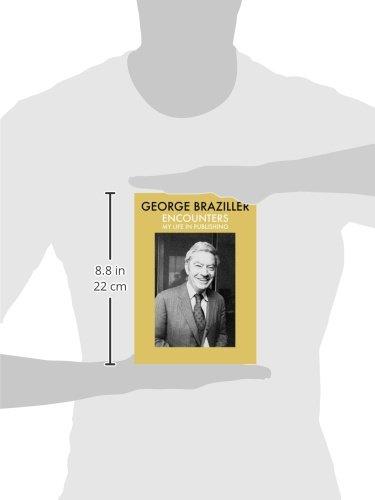 Encounters: My Life in Publishing: Amazon.es: George ...