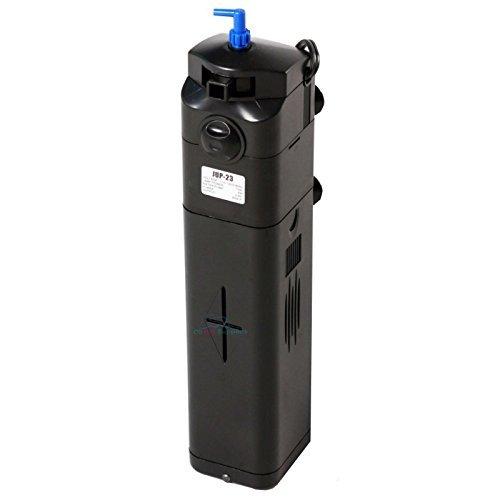 Sun 13W UV Sterilizer Adjustable Pump Filter 150 gal Aquarium Fish Tank by SunSun