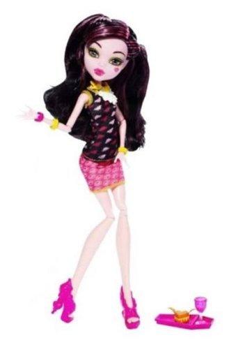 Monster High Creepateria - Draculaura Doll]()