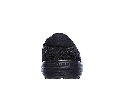 Skechers Mens Porter - Somen, Sneaker, Nero