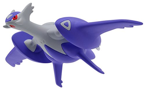 Takaratomy SP-32 Official Pokemon X and Y Mega Latios Action