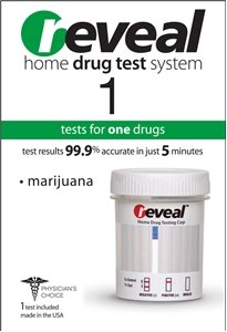 REVEAL-1-Panel-Marijuana-Drug-Test