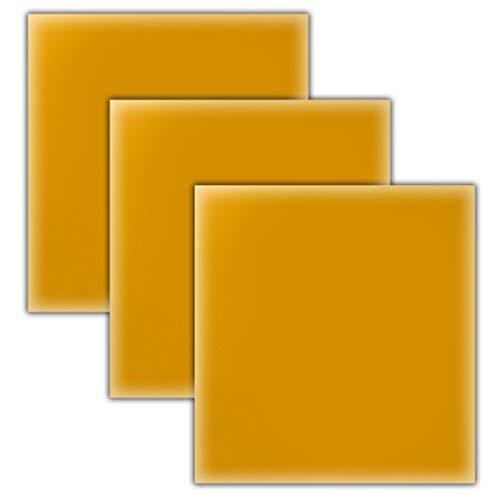 Gold HTV Heat Transfer Vinyl Sheets/3 Pack Bundle/Cricut,