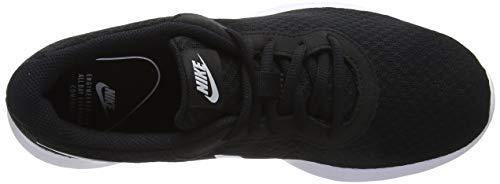 Nike Tanjun, Scarpe Running Donna, Nero (Black/White 011), 38 EU