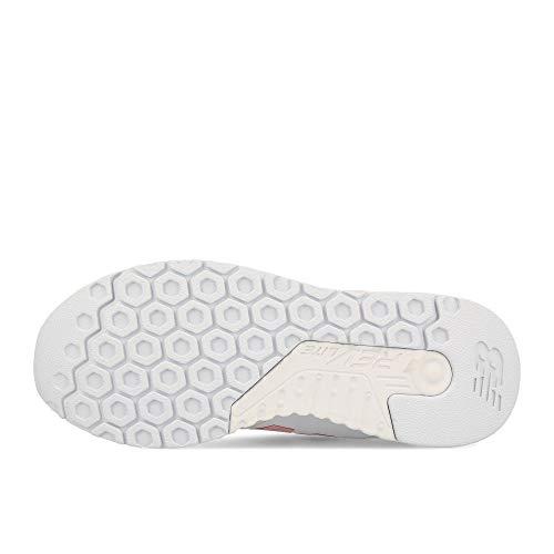 White 247v1 Sneaker Balance Donna New Iwa5q