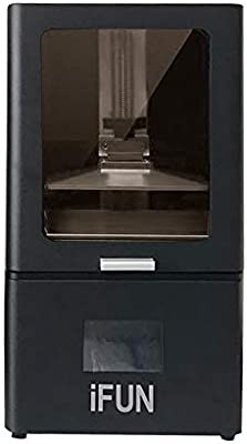 Fun Impresora 3D 405 NM LCD SLA UV Resina, Impresora de fotografía ...
