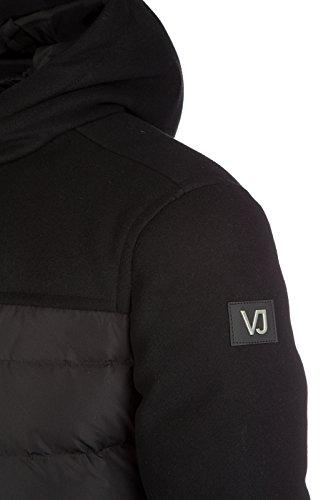 Versace Jeans blouson doudoune homme noir EU 48 (UK 38) E5GQB919 QUM419   Amazon.fr  Vêtements et accessoires ccd5ae24caa