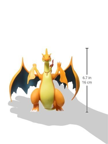 La-figura-de-accin-de-Pokemon-Mega-Charizard-Multi-Color