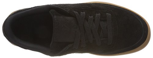 Donna Sneaker Nero C gum Reebok Fvs Club black 85 yWHnWC6x