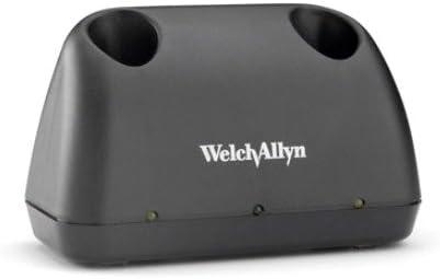 welchallyn 71714oftalmoscopio, tradicional directo Cargador de escritorio con 2asas de 3,5V Batería