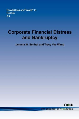 Corporate Financial Distress and Bankruptcy: A Survey (Foundations and Trends in Finance)