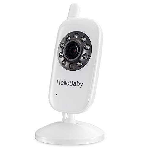 HelloBaby Additional Camera Child Unit for HB24 HB32,Pair wi