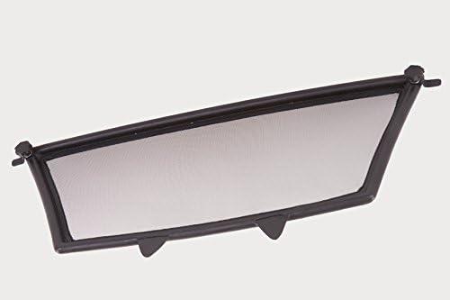 Aperta Filet Coupe-Vent Compatible avec Mercedes-Benz SLC,SLK Noir Filet Anti-remous 100/% sur Mesure OEM Qualit/é Windschott fabriqu/é aux Pays-Bas