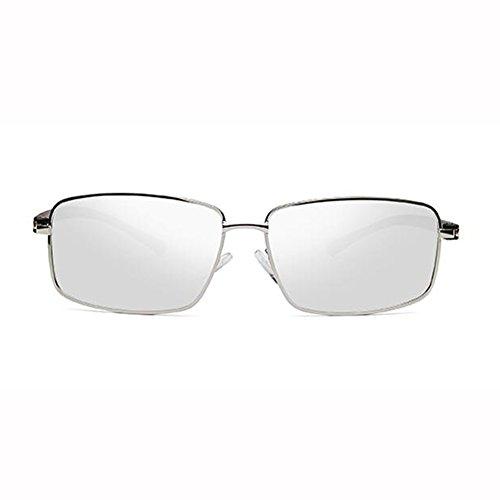 masculinas 4 Gafas Color UV400 sol gafas Retro 4 Antirreflectantes ZX Manejar Macho Aire de Femenino Moda Lentes Libre De Diseño ZX Al Sol q8tw1n