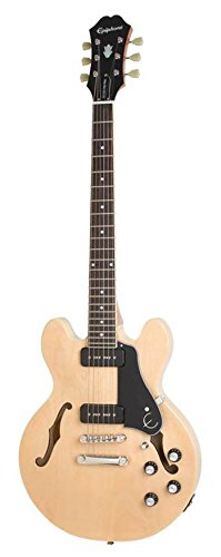 (Epiphone ES-339 P90 PRO Semi-Hollowbody Electric Guitar Natural)