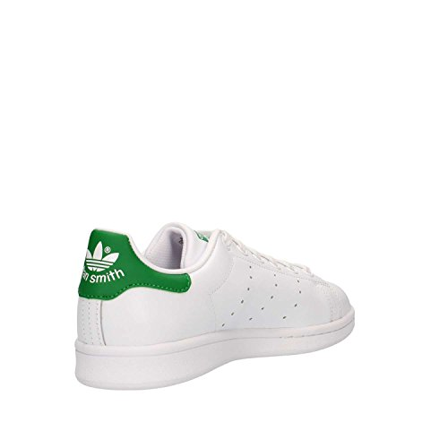 adidas Stan Smith, Sneakers da Uomo Bianco-verde