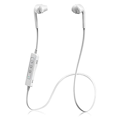 """SNEER """"iSport"""" Series Premium 2014 Newest Mini Wireless Bluetooth Headset Stereo Sports/Running & Gym/Exercise Bluetooth Earbuds Ultra-light Headphones Headsets w/Microphone for Iphone 6 5S 5C 4S 4, Ipad 2 3 4 New iPad,iPad Air Ipod, Android, Samsung Gala"""