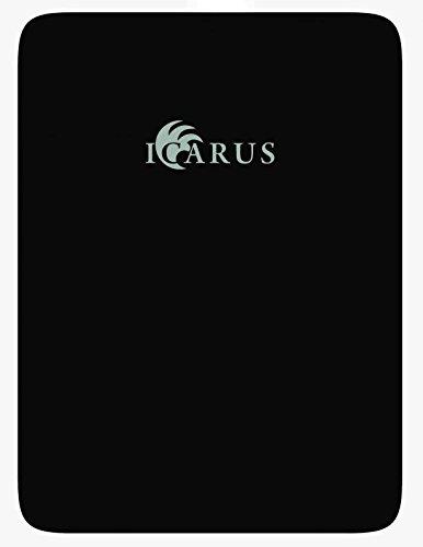 Icarus E653BK - Illumina e-reader con luz frontal LED, wi-fi ...