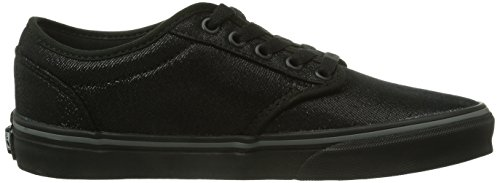 Zapatillas Negro Mujer black Sparkle 78G Atwood Vans 8wqPSW