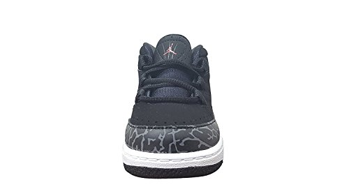 Jordan Deluxe Toddlers Black/Gym Red-dark Grey-white