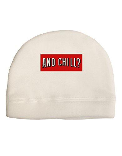 Chill Fleece Beanie - TooLoud and Chill Adult Fleece Beanie Cap Hat