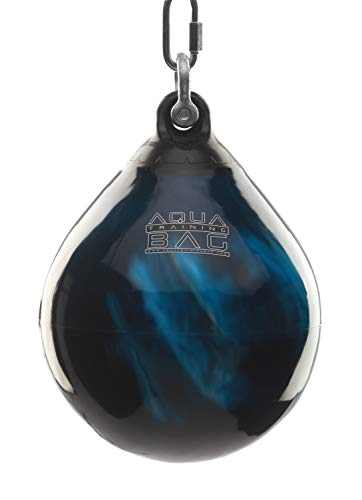 Aqua Training Bag Head Hunter 12 Inch, 35 Pound (Bad Boy Blue) ()