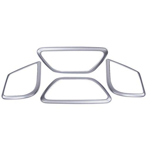 ABS Matte Interior Side Door Speaker Cover Trim 4pcs YUZHONGTIAN Auto Trims Co. Ltd