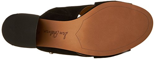 Sandals Women's Black Sam Stanley Fashion Edelman xgIBpU
