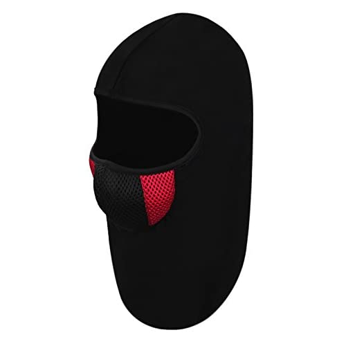24f6197b129 Unisex Mesh Balaclava Face Mask Breathable Anti-dust Windproof Hood Ski  Mask Hat Veil Motorcycle