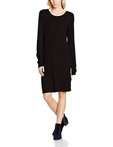 Nero Ls Black Moda Black Donna Dress Vmglory Vero Vestito Ninka nqPxOff60