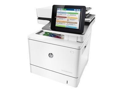 HP B5L50A#BGJ Color Laserjet Managed Flow MFP M577cm Printer