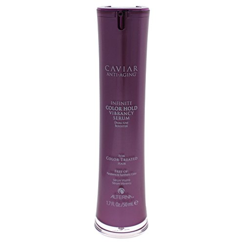 Caviar Anti-Aging Infinite Color Hold Vibrancy Serum, - Rejuvenation Treatment Caviar