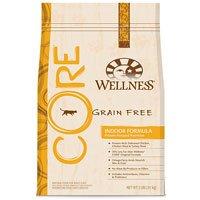 Wellness CORE Grain Free Indoor Dry Cat Food, Wellness - Net